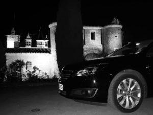 taxi château de la colaissière
